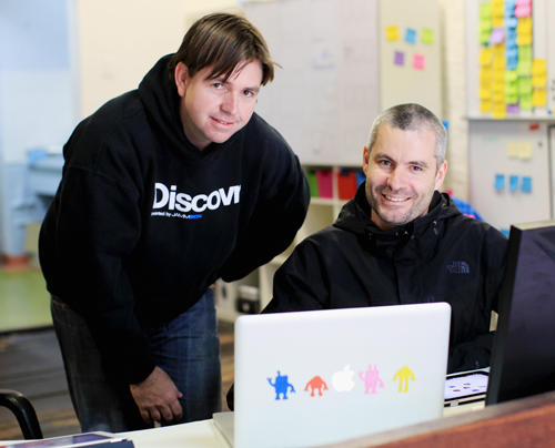 Discovr team