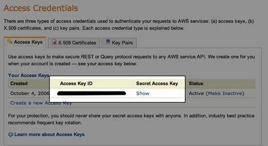 Getting Started with AWS and Python : Articles & Tutorials : Amazon